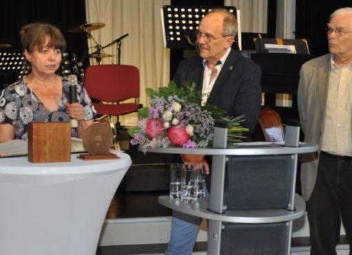 Verleihung der Pankower Bezirksmedaille 2019