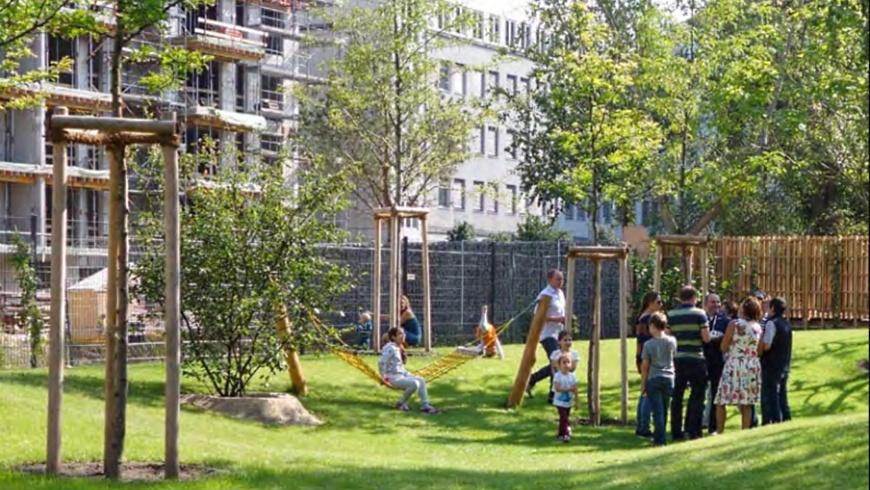 Bürgerstadt-Modell für Generationenwohnen