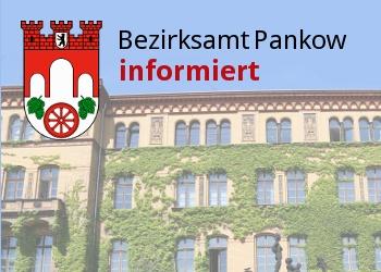 Bezzirksamt Pankow informiert