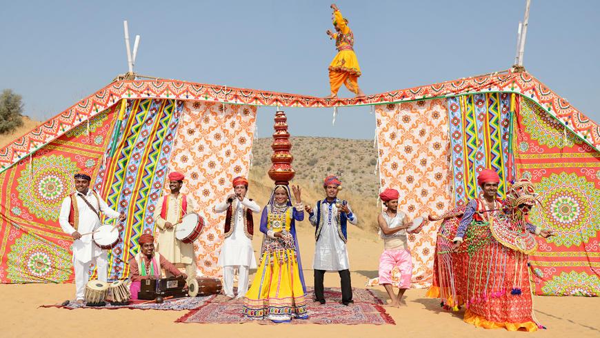 Circus Raj - Foto: © promo