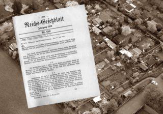 100 Jahre Kleingarten- und Pachtlandverordnung