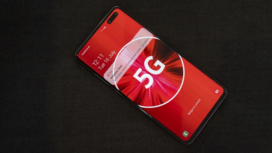 5G-Mobilfunk-Netz startet