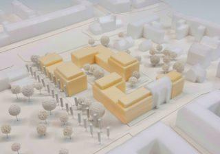 Städtebaulicher Entwurf Alt-Pankow