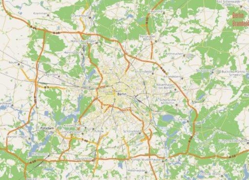 Metropolenregion Berlin-Brandenburg