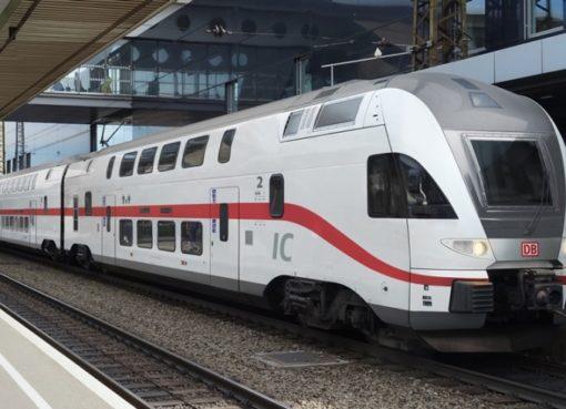 Neue IC-Züge der DB AG