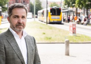 Pankows Bezirksbürgermeister Sören Benn
