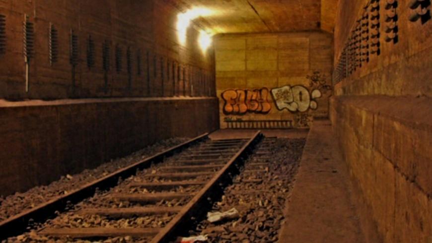 U10 - Tunnelende unter dem Alex