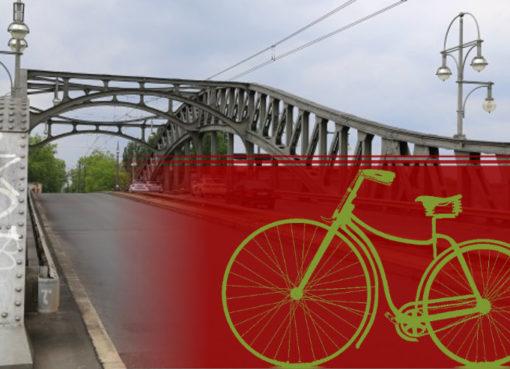 Radtour ADFC - Ziel: Bösebrücke