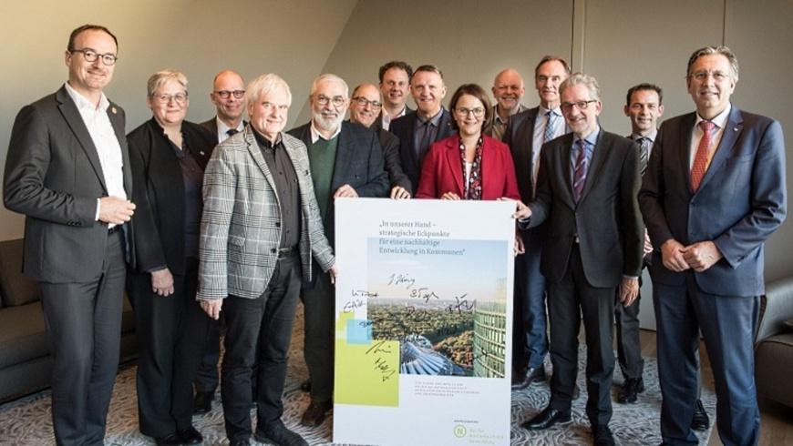 """""""Nachhaltige Stadt"""" - Treffen in Berlin"""