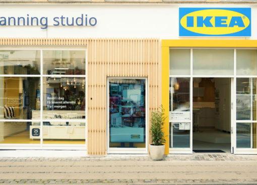 IKEA Planungsstudio Kopenhagen