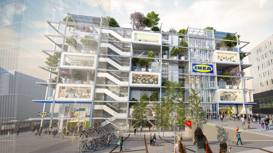 IKEA in Wien