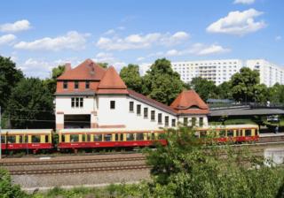 S-Bahnhof Pankow-Heinersdorf