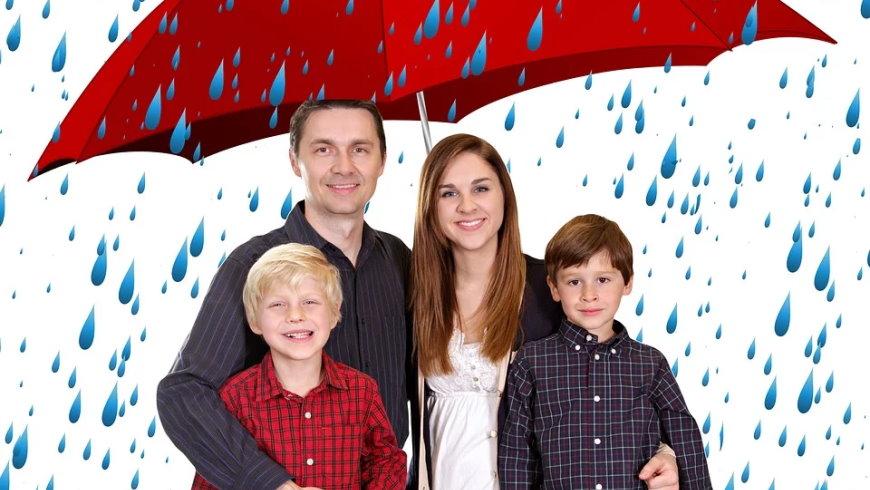 Tips: Versicherungen für Familien