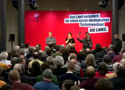 Strategiekonferenz DIE LINKE in Kassel