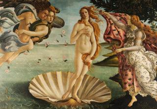 Boticelli - Die Geburt der Venus