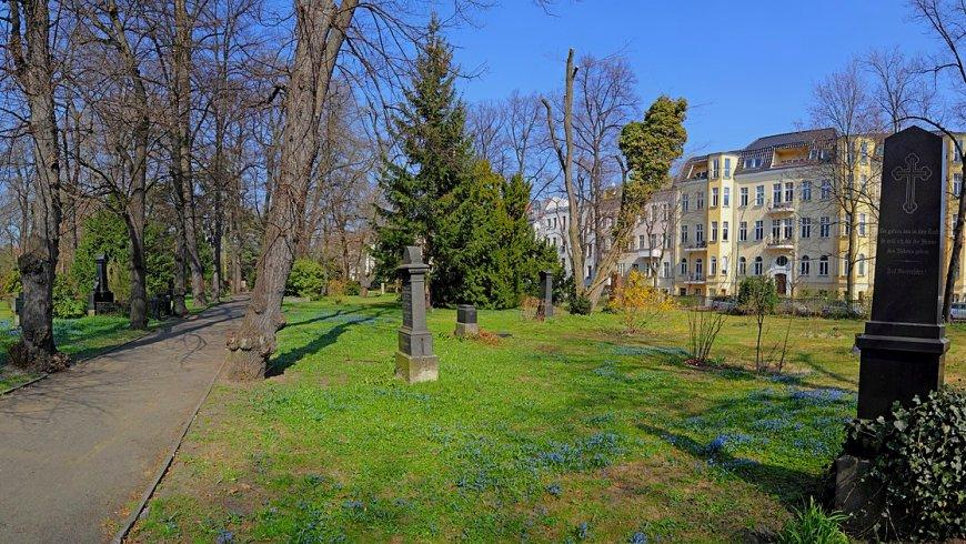 1. Gemeindefriedhof Pankow