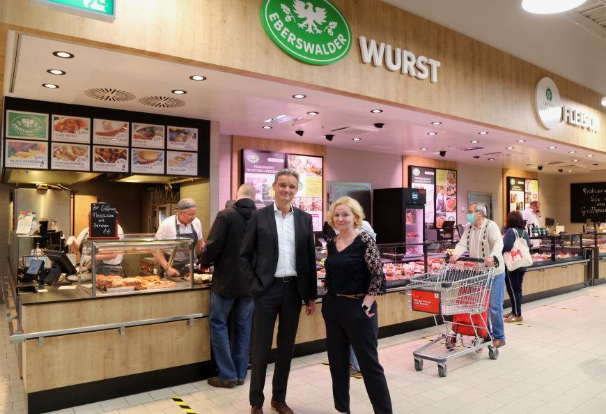 """""""Eberswalder"""" Wurst & Fleisch"""