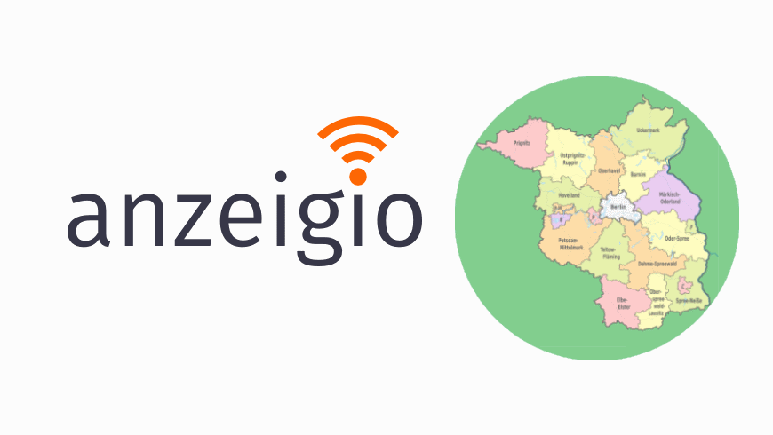 """anzeigio SmartCity x SmartCountry-Region 5.0"""""""