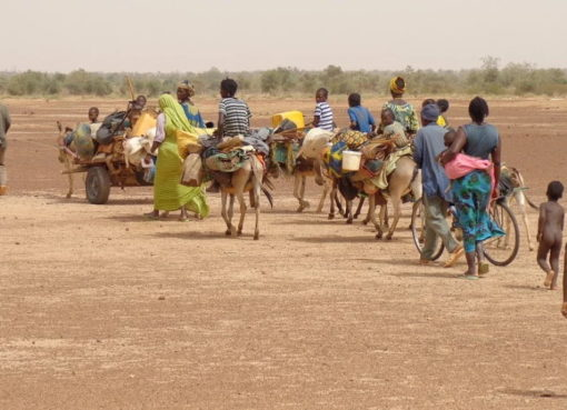 Migration in Burkina Faso
