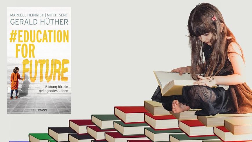 Buchempfehlung: Bildung der Zukunft