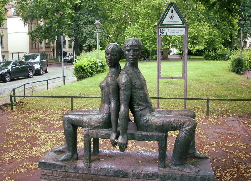 Amalienpark in Pankow