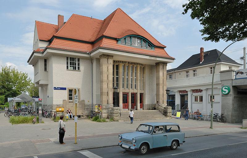 Bahnhof Blankenburg