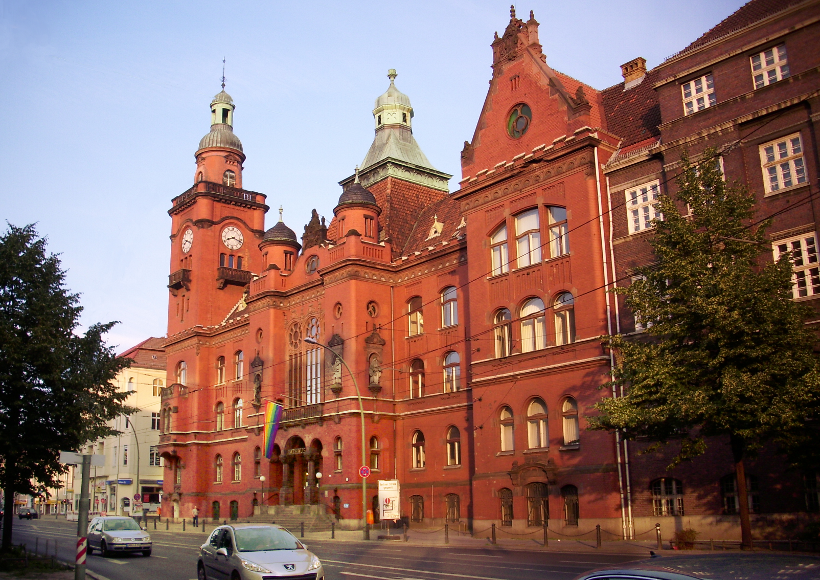Rathaus in Pankow