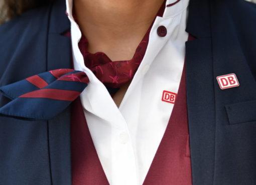 DB AG: Neue Bekleidung für das Personal