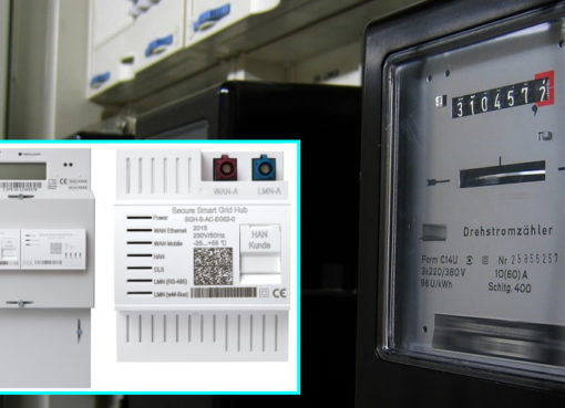 Stromzähler werden digital