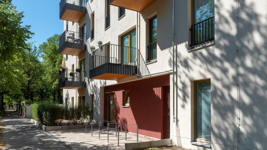 Neues Quartier WIR in Weissensee