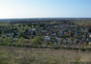 Blick vom Deponieberg Arkenberge