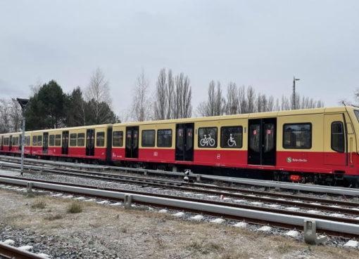S-Bahn: modernisierte BR 481