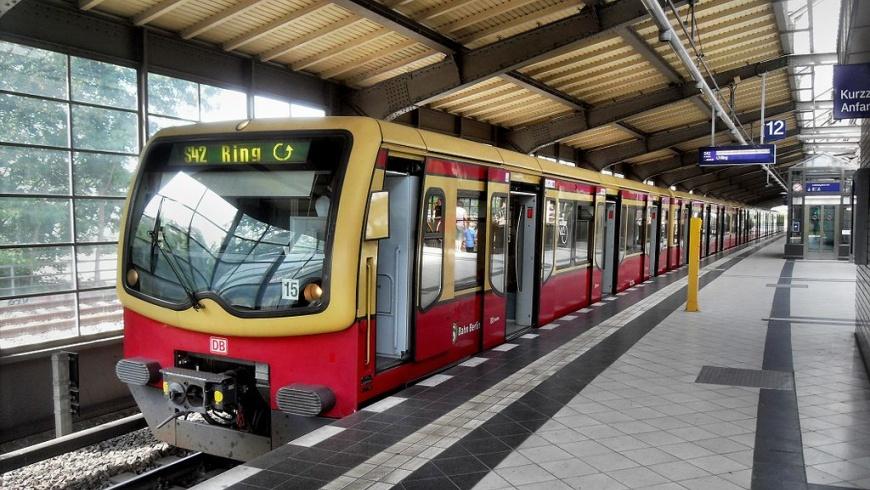 S-Bhf. Westkreuz