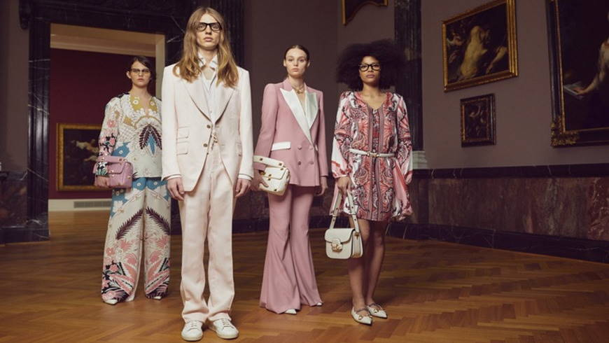 Digitale Fashion Show Breuninger