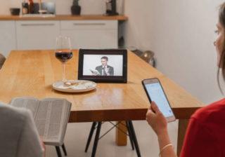 Gottesdienst per Videokonferenz
