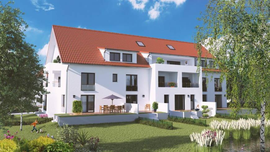 Mehrfamilienhaus geplant