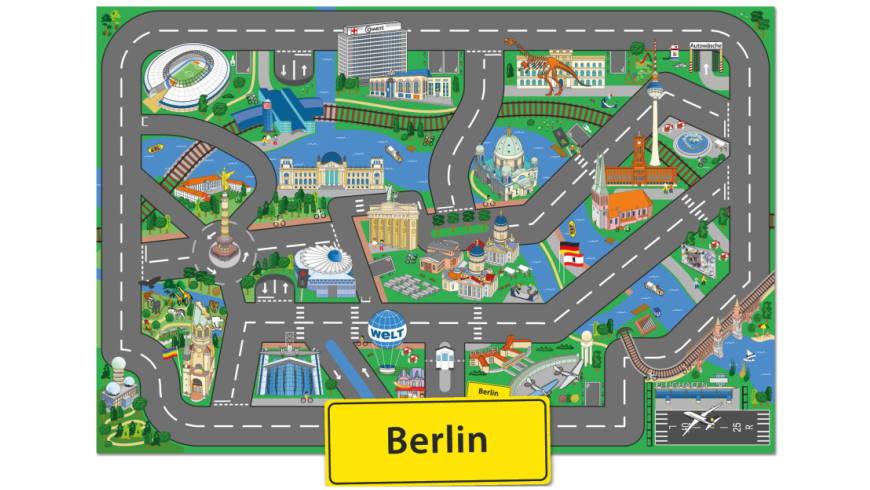 Spielteppich Berlin