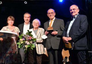 Verleihung der Pankower Bezirksmedaille 2021
