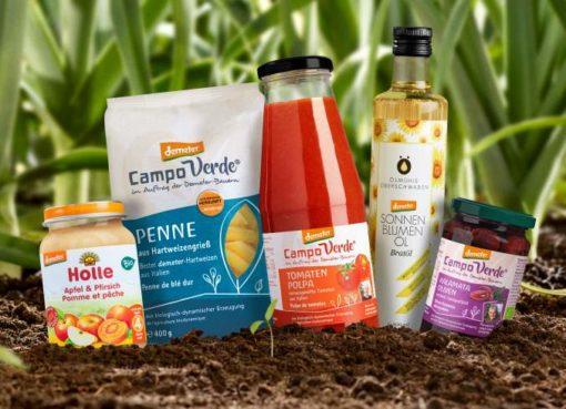 Kaufland setzt auf Demeter-Bioqualität