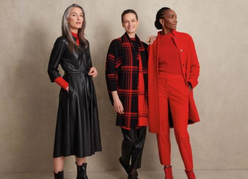 Herbstkollektion Gerry Weber richtet sich an die Generation über 50