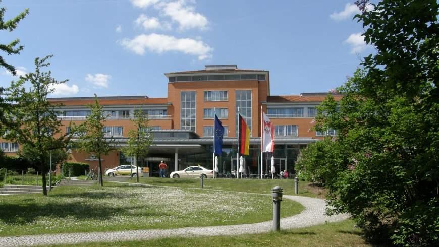 Park-Klinik in Berlin-Weißensee