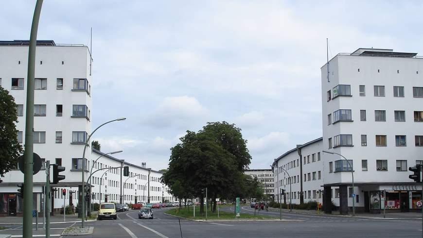 Weiße Stadt in Reinickendorf